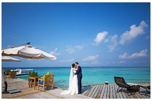 如何选择婚纱照中的放大照片