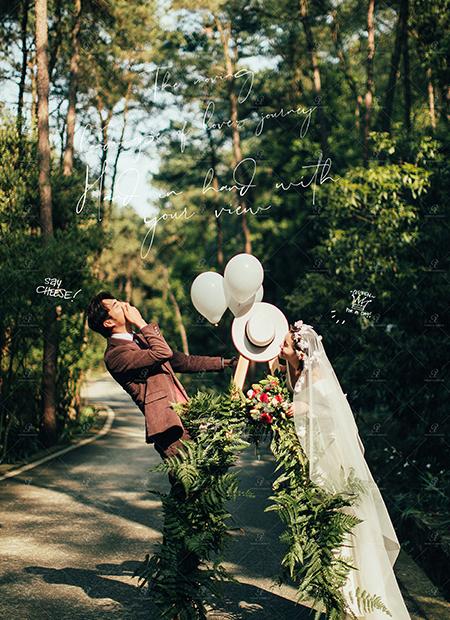 公路婚礼[INS风]